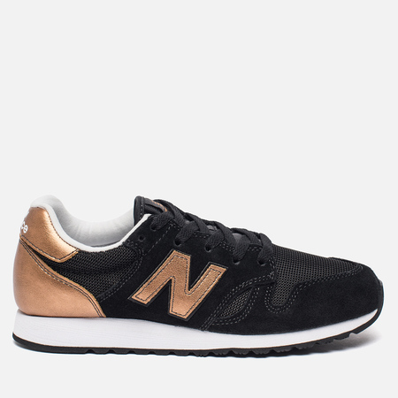 Женские кроссовки New Balance WL520SNC Black/Copper Metallic