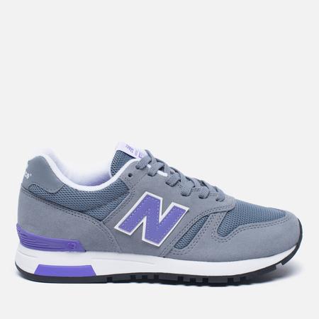 Женские кроссовки New Balance WL565GLW Grey