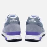 Женские кроссовки New Balance WL565GLW Grey фото- 3