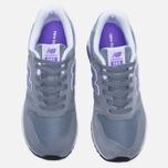 Женские кроссовки New Balance WL565GLW Grey фото- 4