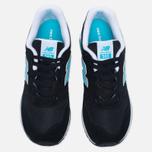 Женские кроссовки New Balance WL565KTW Black фото- 4