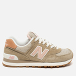 Женские кроссовки New Balance WL574BCA Beach Cruiser Pack Tumbleweed фото- 0