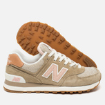 Женские кроссовки New Balance WL574BCA Beach Cruiser Pack Tumbleweed фото- 2