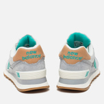 Женские кроссовки New Balance WL574BCB Beach Cruiser Pack Grey/Green фото- 3