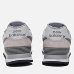 Женские кроссовки New Balance WL574CA Core Plus Pack Overcast/Grey фото- 3