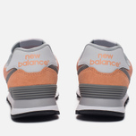 Женские кроссовки New Balance WL574CB Core Plus Pack Sahara Sunset/Grey фото- 4
