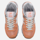 Женские кроссовки New Balance WL574CB Core Plus Pack Sahara Sunset/Grey фото- 5