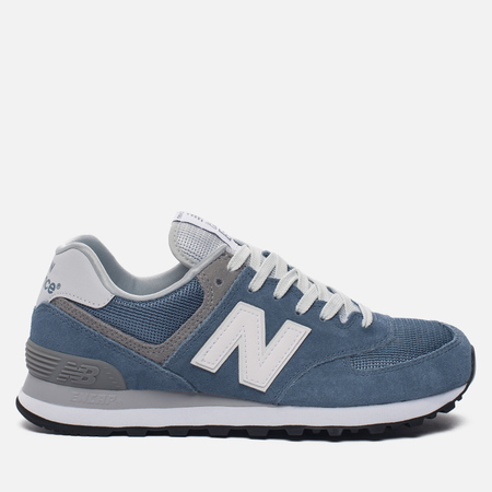 Женские кроссовки New Balance WL574CC Core Plus Pack Deep Porcelain Blue/Grey