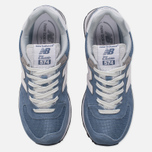 Женские кроссовки New Balance WL574CC Core Plus Pack Deep Porcelain Blue/Grey фото- 4
