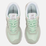 Женские кроссовки New Balance WL574ESM Core Plus Pastel Green/White фото- 4