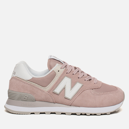 Женские кроссовки New Balance WL574ESP Core Plus Pastel Faded Rose
