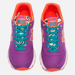 Женские кроссовки New Balance WL574PY Pop Safari Purple/Teal/Orange фото- 4