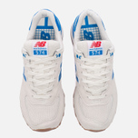 Женские кроссовки New Balance WL574RSB Sea Salt/Electric Blue фото- 4