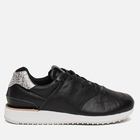 Женские кроссовки New Balance WL745SB Leather Black