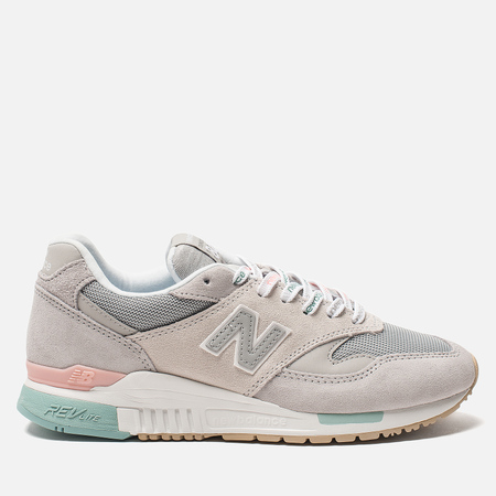 Женские кроссовки New Balance WL840RTN Rain Cloud/Light Grey