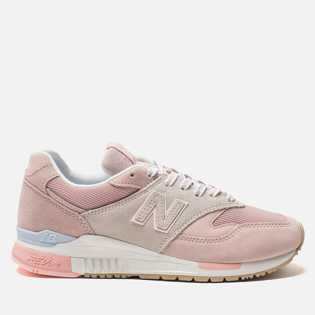 Женские кроссовки New Balance WL840RTP Pink/Conch Shell