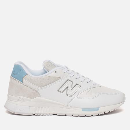 Женские кроссовки New Balance WL840WS Suede White