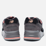 Женские кроссовки New Balance WL999TA Black фото- 3