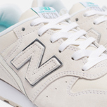 Женские кроссовки New Balance WR996EA Ceramic White фото- 5