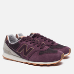 Женские кроссовки New Balance WR996GAH NB Grey Pack Purple фото- 2