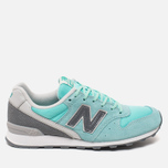 New Balance WR996GF Women's Sneakers Blue photo- 0