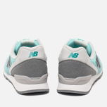 New Balance WR996GF Women's Sneakers Blue photo- 3