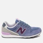 Женские кроссовки New Balance WR996GG Blue/Purple фото- 0