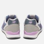 Женские кроссовки New Balance WR996GG Blue/Purple фото- 3