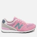 Женские кроссовки New Balance WR996GH Pink/Grey фото- 0