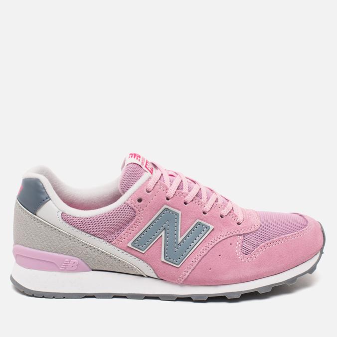 Женские кроссовки New Balance WR996GH Pink/Grey