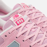 Женские кроссовки New Balance WR996GH Pink/Grey фото- 5