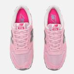 Женские кроссовки New Balance WR996GH Pink/Grey фото- 4