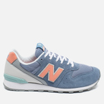 Women's sneakers New Balance WR996JG Violet photo- 0