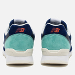 Женские кроссовки New Balance WR996JP Blue фото- 5
