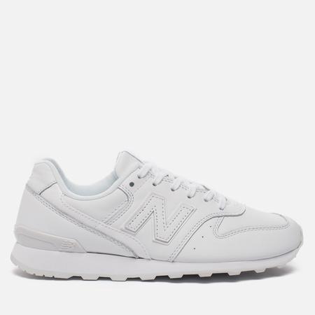 Женские кроссовки New Balance WR996JS White
