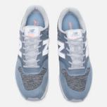 Женские кроссовки New Balance WR996NOA Blue/White фото- 4
