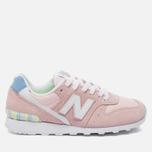 Женские кроссовки New Balance WR996OSB Pink фото- 0