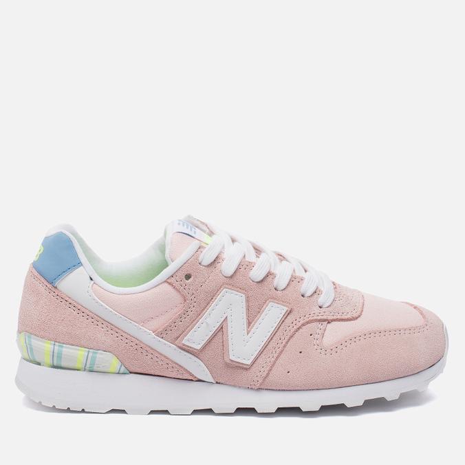 Женские кроссовки New Balance WR996OSB Pink