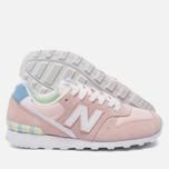 Женские кроссовки New Balance WR996OSB Pink фото- 2