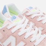 Женские кроссовки New Balance WR996OSB Pink фото- 5