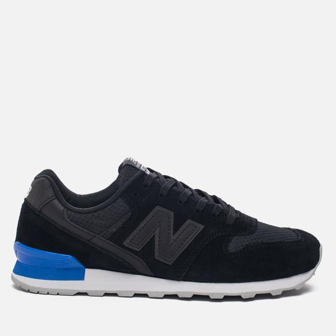 Женские кроссовки New Balance WR996SB Black