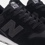 Женские кроссовки New Balance WR996SB Black фото- 5