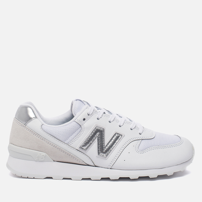 Женские кроссовки New Balance WR996WM Whiteout Pack White