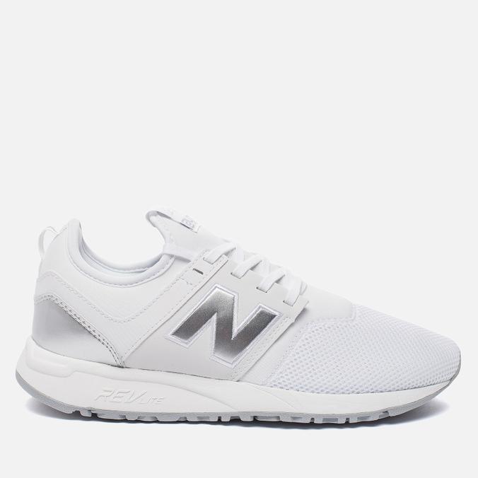 Женские кроссовки New Balance WRL247SA Whiteout Pack White