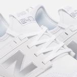 Женские кроссовки New Balance WRL247SA Whiteout Pack White фото- 5