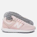Женские кроссовки New Balance WRL247SC Classic Pack Pink/White фото- 1