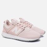 Женские кроссовки New Balance WRL247SC Classic Pack Pink/White фото- 2