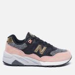 Женские кроссовки New Balance WRT580CE Black/Pink фото- 0