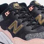 Женские кроссовки New Balance WRT580CE Black/Pink фото- 5