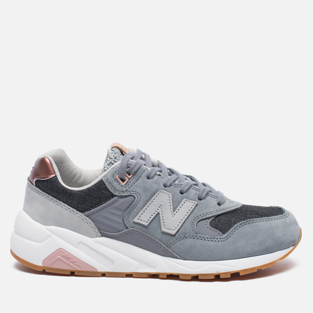 Женские кроссовки New Balance WRT580GF NB Grey Pack Grey